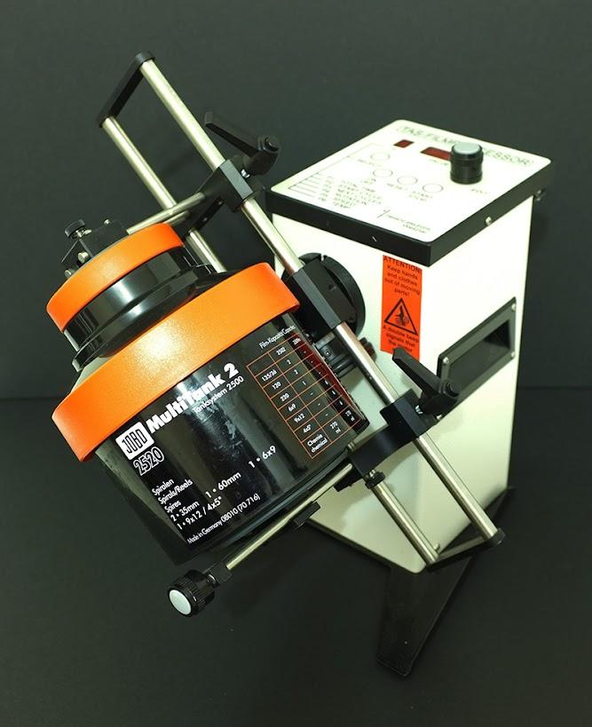 2.002b. TAS Filmprocessor. Loaded.