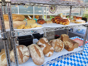 Fressen Bakery at Portland Farmers Market