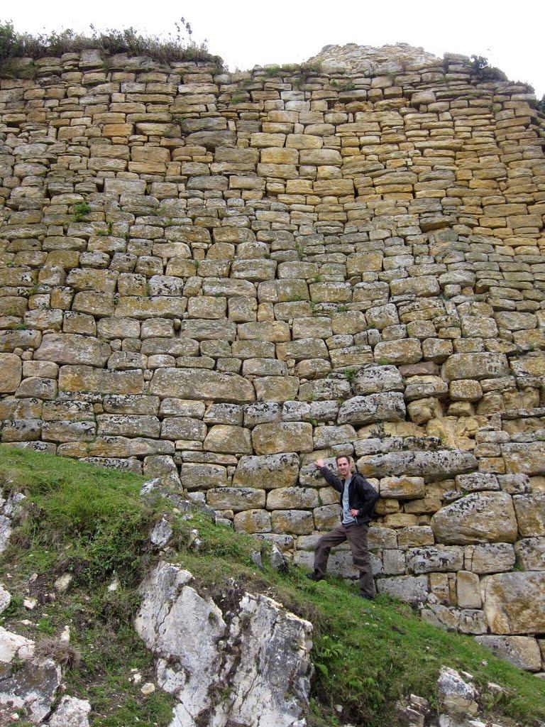 Ruins of Kuelap, chachapoyas, Peru