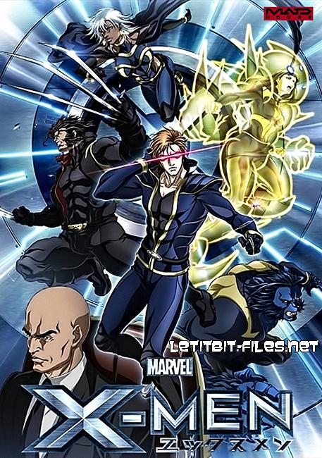 Люди Икс / X-Men (2011) HDTV 720p