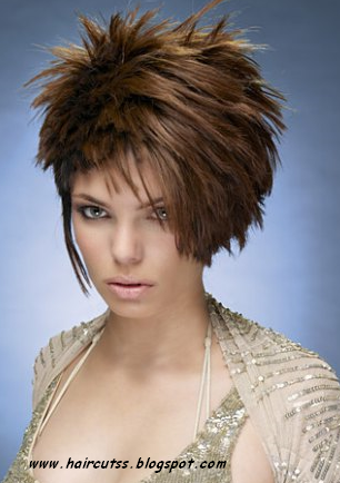 Short Spiky Haircuts Hairstyles Today s
