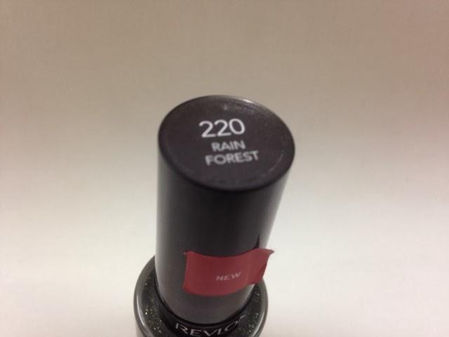 Revlon Colorstay Longwear Nail Enamel ~ Rain Forest (220)