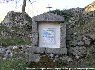 Via Crucis a San Gregorio Matese
