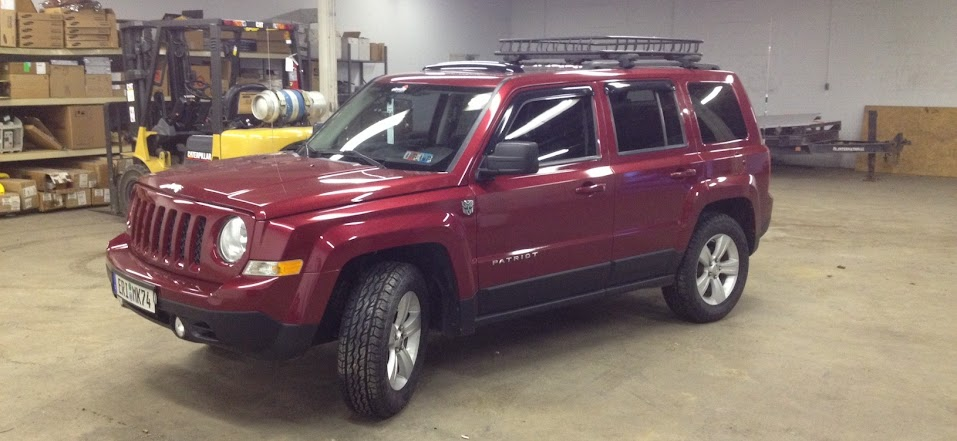 2014 Jeep Patriot Tire Size >> Biggest All Terrain Tires That Will Fit 17 Fdi Patriot Jeep