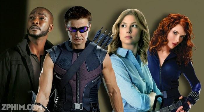 Ảnh trong phim Đặc Vụ S.H.I.E.L.D. 2 - Agents of S.H.I.E.L.D. Season 2 3