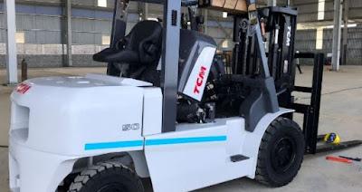 Xe nâng Diesel TCM 3.5 – 5.0 tấn