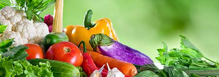 colori verdure