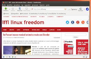 SeaMonkey 2.19 in Ubuntu Linux