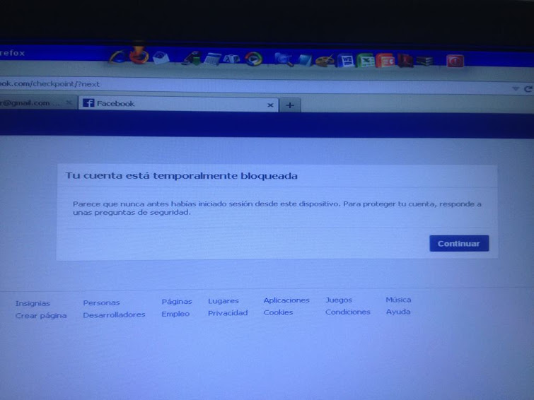 Facebook bloqueado Cuba
