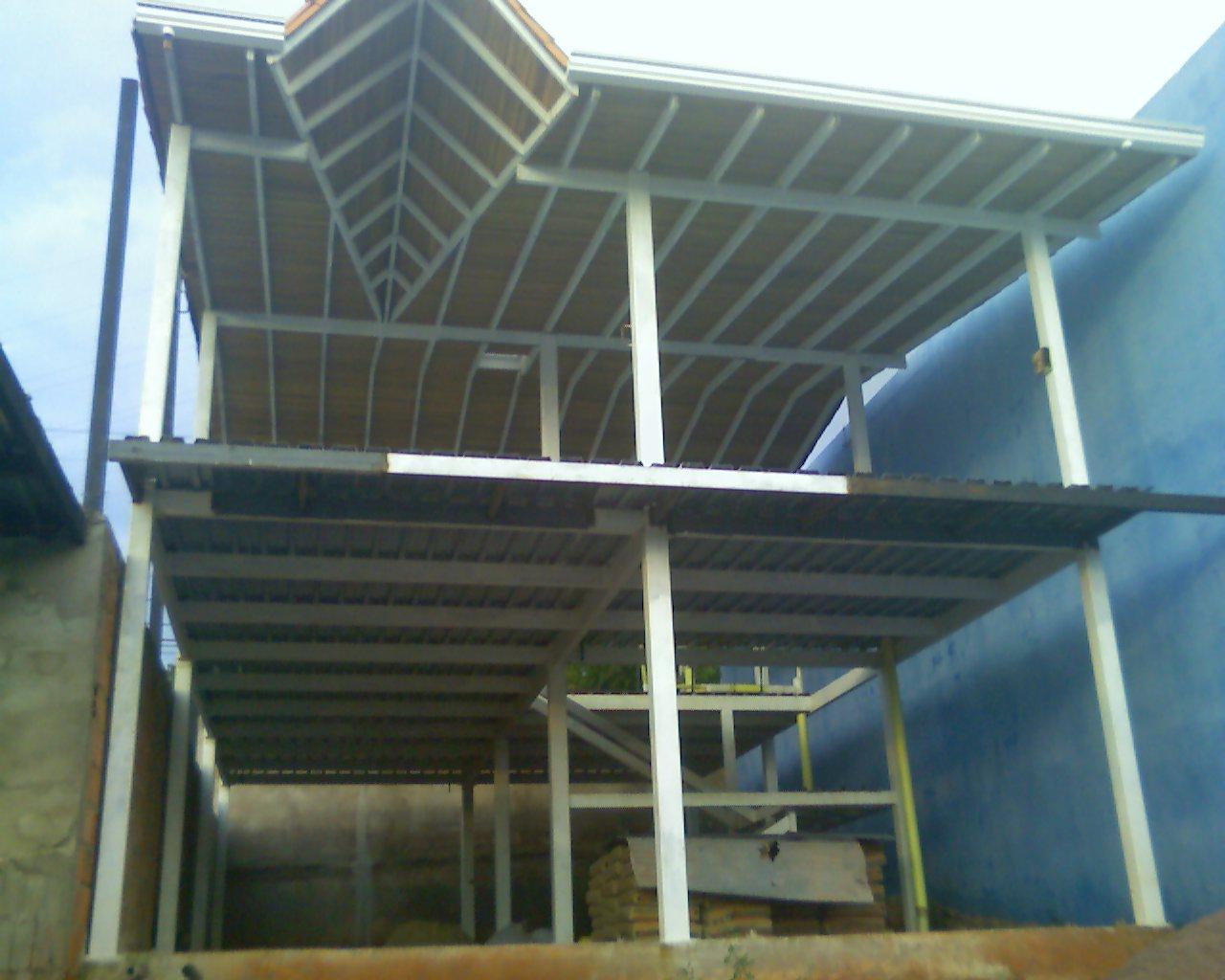 Constructora jsot c a kit metalicos para casas pre - Estructuras metalicas para casas ...