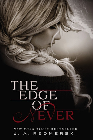 Review: THE EDGE OF NEVER by J.A. Redmerski