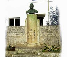 Busto do Comendador Osório da Mota