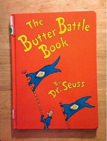 dr seuss the butter battle book pdf