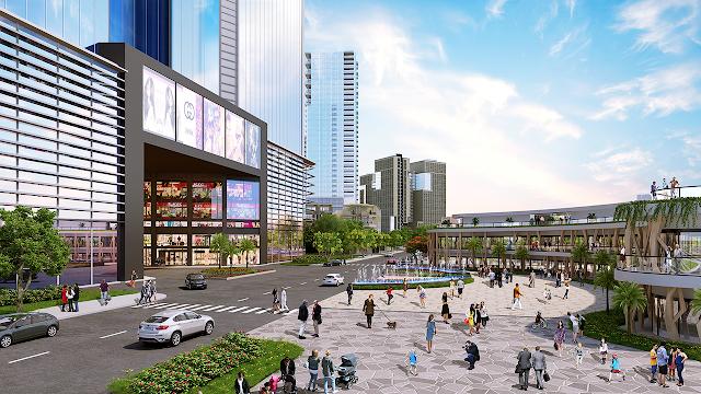 Trung tâm thương mại Kim Long Thuận Phước