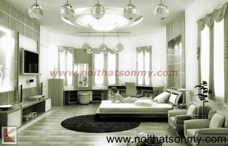 Mẫu thiết kế nội thất đẹp 03