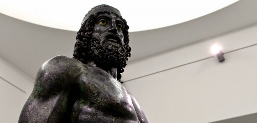 Italy: Riace bronzes not to be displayed at Milan Expo 2015