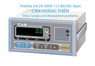 Đầu cân điện tử CAS NT580A