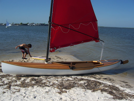 sail around world cedar key fl