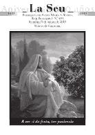 Hoja Parroquial Nº499 - A ver si da fruto, ten paciencia. VI centenario de la erección de la Iglesia Colegial Basílica de Santa María de Xàtiva