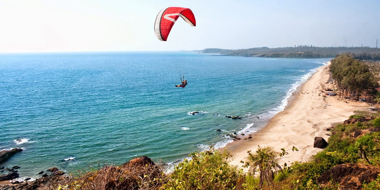 Sinquerim Beach, Goa