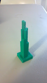 Sears Tower model