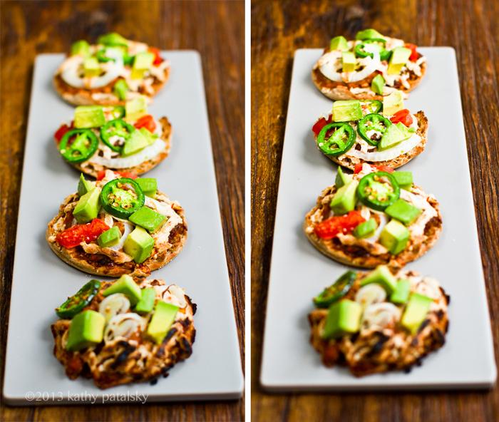 Easy Mini Nacho Pizzas Vegan Recipe