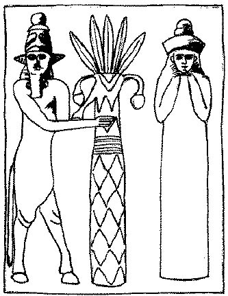 Goddess Ninlil Image