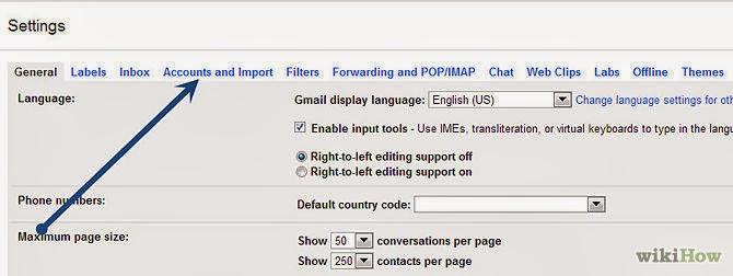 cach doi mat khau gmail giao dien tieng anh buoc 4 Hướng dẫn cách thay đổi mật khẩu Gmail bằng hình ảnh