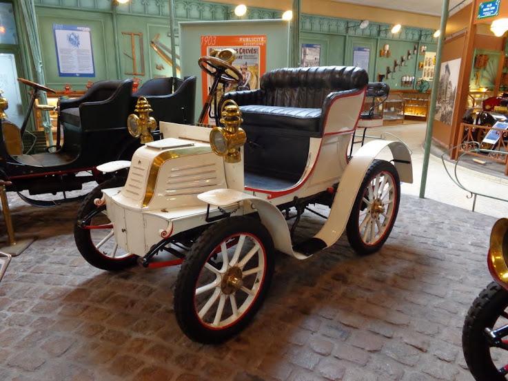 Musée de l'aventure Peugeot à Sochaux DSC01146