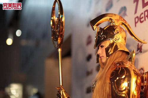 Chiêm ngưỡng nữ thần Athena tại Chinajoy 2012 15
