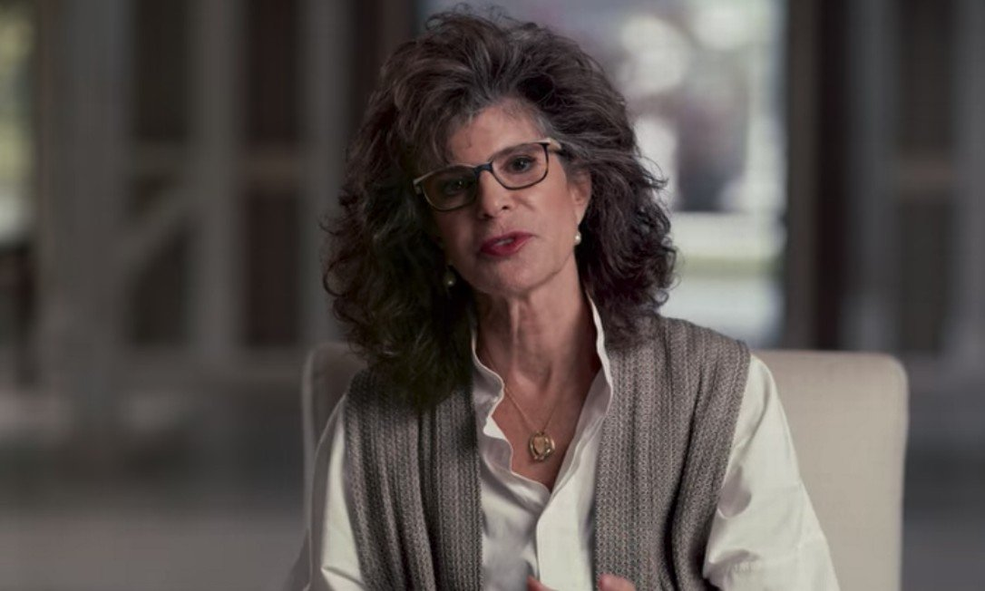 A professora de Harvard Shoshana Zuboff no filme 'O dilema das redes' Foto: Reprodução