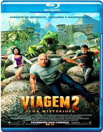 Filme Poster Viagem 2: A Ilha Misteriosa BDRip XviD Dual Audio & RMVB Dublado