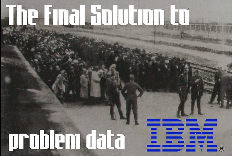 Best-selling author explains essential role played by IBM in the Holocaust