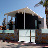 Casa Aguilar. La Manga del Mar Menor. (Murcia)