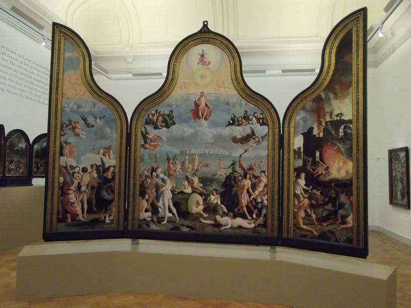 Leida Museo De Lakenhal