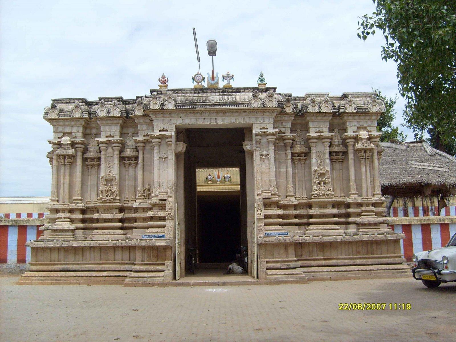 Vaithamanidhi Perumal Temple - Thirukolur, Nava Tirupathi - Nine Holy Temples