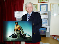 Alan Withington, our speaker on 18th Feb, sharing his experiences as a pilot.