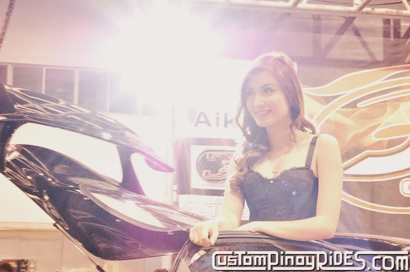 The Babes of The 2012 Manila Auto Salon Custom Pinoy Rides Photography Philippines pic3