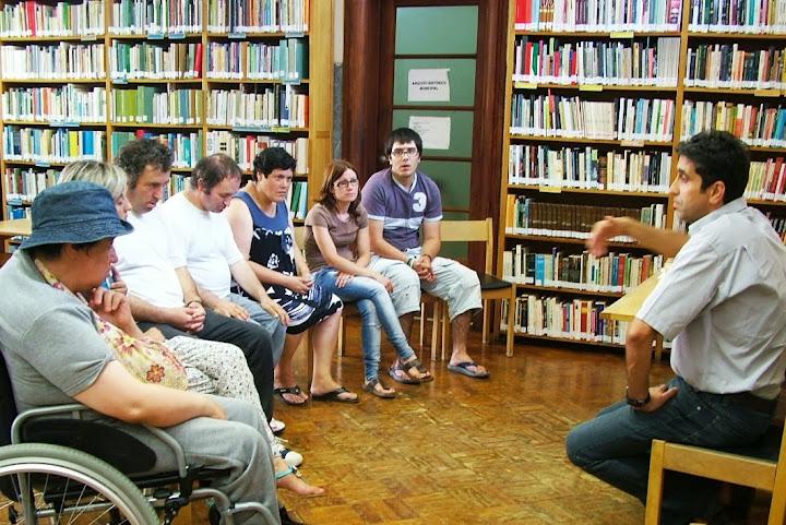 Jovens da Portas P'rá Vida descobrem segredos do livro