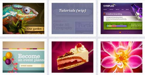 ฟังก์ชั่นการแยกประเภทรูปภาพด้วย CSS3