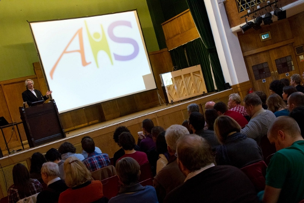 This year's Convention will be held in the Conway Hall like AHSCON2012