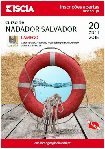 Lamego acolhe Curso de Nadador Salvador
