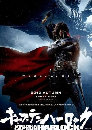 Phim Thuyền Trưởng Harlock - Space Pirate Captain Harlock