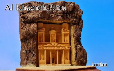 Al Khazneh Petra -Jordan-