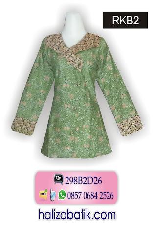 grosir batik pekalongan, Busana Batik, Model Busana, Baju Batik Wanita
