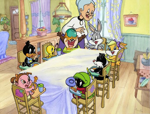 Baby looney tunes ouftivi - Dessin looney tunes ...