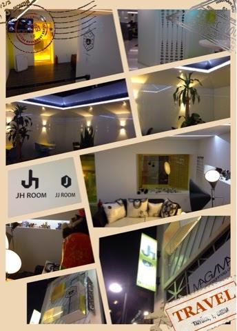Kim Jae Joong's Cafeholic at Myeongdong