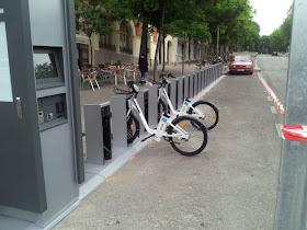 Las bicis de BiciMAD definitivas en foto