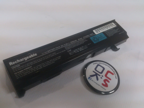 New Battery For Toshiba Satellite M105