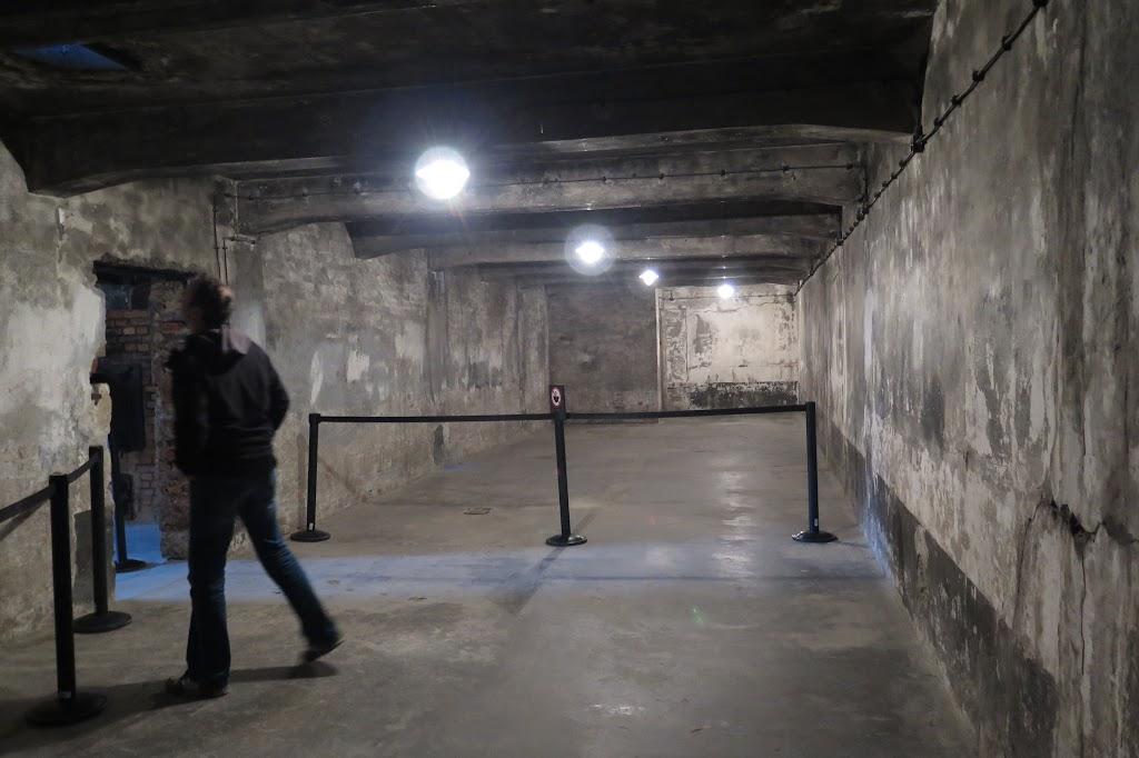 Ein Ort, zu dem die Worte fehlen - Die Gaskammer I